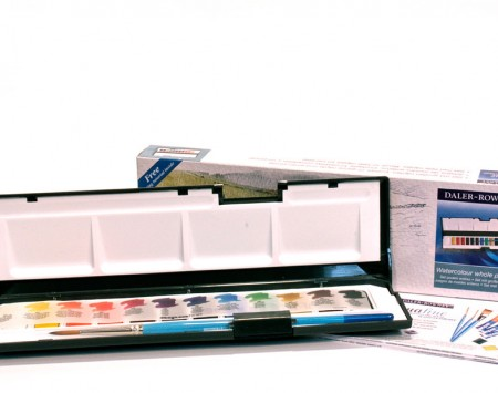 Aquafine-watercolour-whole-pan-set