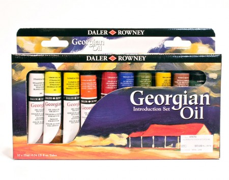 Georgian-Oil-Introduction-Set