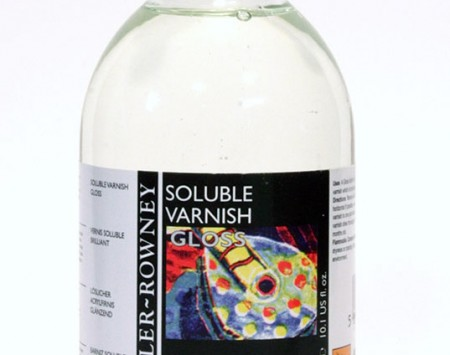 SolubleVarnishGloss175