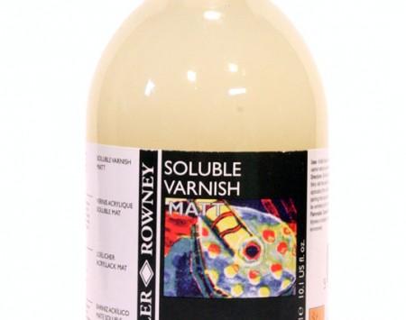 SolubleVarnishMatt175
