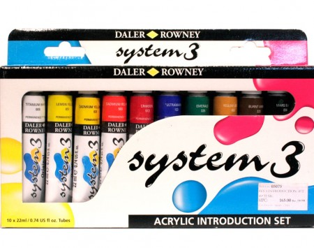 System-3-Acrylic-Introduction-Set
