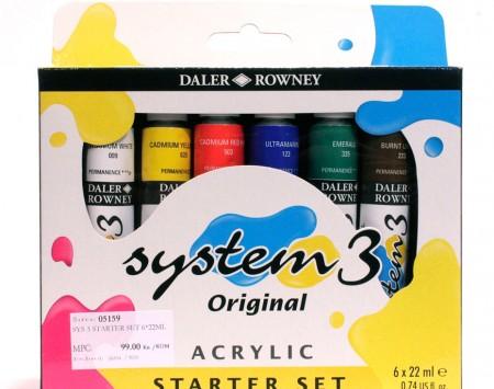 System-3-original-Acrylic-Starter-Set