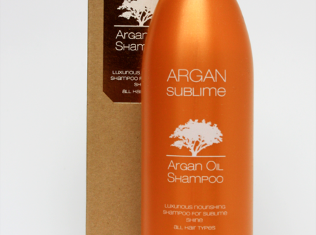 Argan šampon