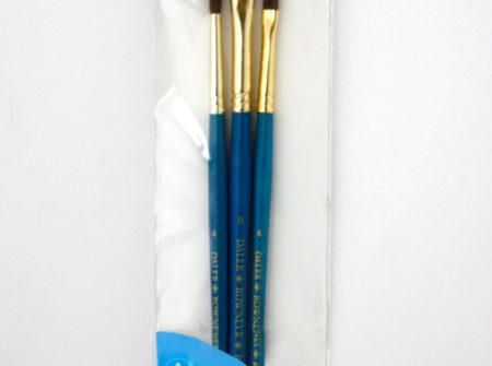 simply camel set, daler-rowney, simpy kistovi, kistovi za vodene boje, kistovi za akvarel,