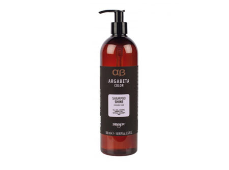 šampon za obojenu kosu, argabeta shine, argebeta, dikson,