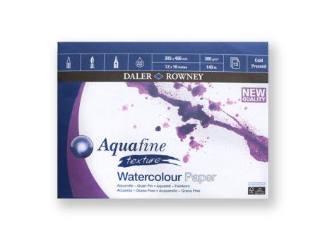 akvarel papiri, akvarel blok, aquafine
