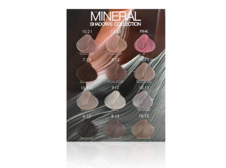 Farmavita boje za kosu, nijanser Farmavita, mineral farmavita