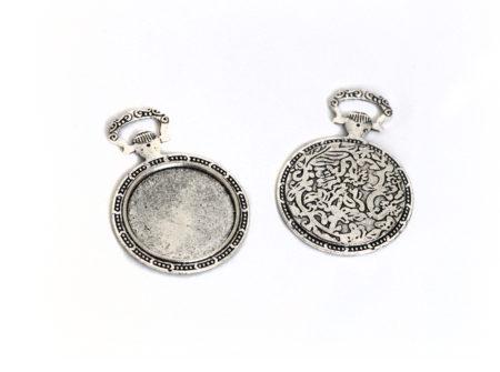 medaljon, džepni sat