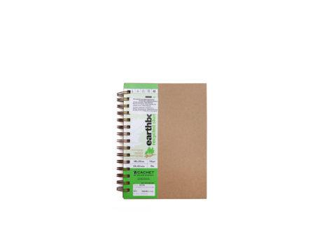 sketchbook, skiciranje, reciklinai, blok