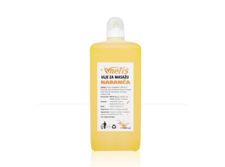Naranča ulje za masažu 1000 ml