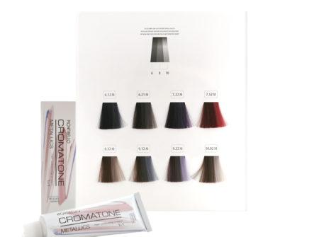 cromatone metallcis, montibello boja za kosu