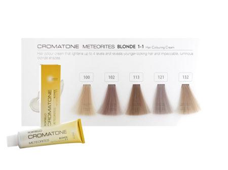 cromatone meteorites blond, montibello, boja za kosu