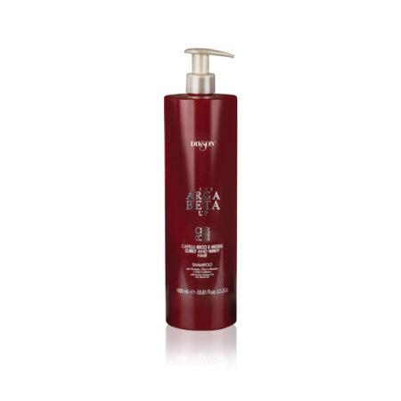 šampon za kovrčavu kosu, argabeta up ricci, kovrčava kosa
