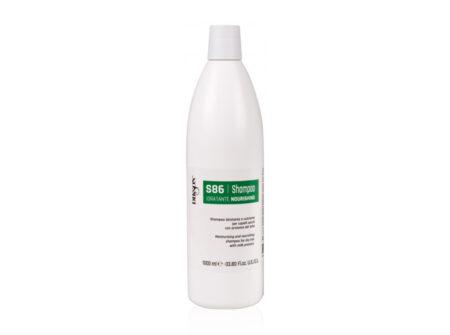dikson s86, šampon za suhu kosu