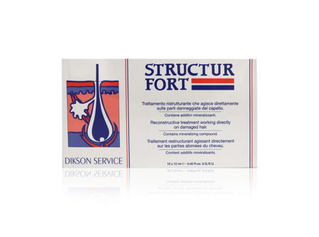 ampule structur fort, ampule za obnavljanje kose, ampule za uništenu kosu