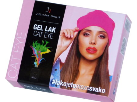 Set Gel Lak Cat Eye, cat eye lakovi za nokte, cat eye koprivnica