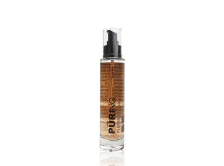 Tekući kristali s arganovim uljem za ravnanje kose