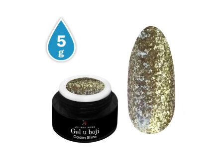 Gel u boji Glam Glitter Golden Shine 5 g