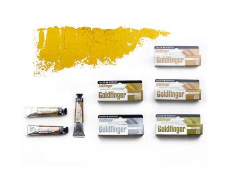 goldfinger pasta, metalna pasta antique gold, pasta za restauriranje, pasta za pozlatu, pozlata