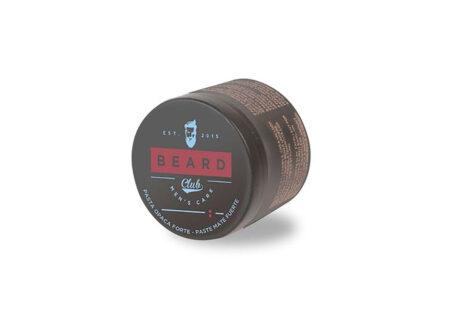 Jaka matt pasta Beard Club 100 ml Daje teksturu, definiciju i kontrolu s posebnim mat efektom. Idealno za tvrdi i dekonstruiran izgled, posebno s kratkom kosom.