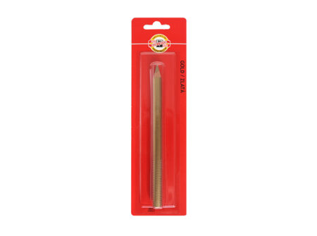 Specijalna olovka zlatna debela