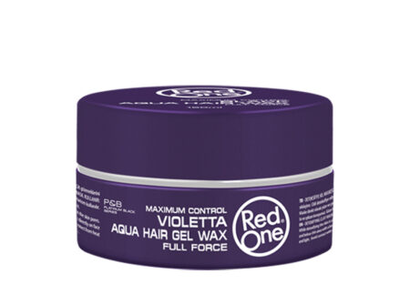 Vosak za kosu Red One ljubičasti 150 ml, red one, red one vosak, vosak za kosu, muški vosak za kosu
