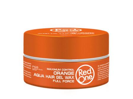 Vosak za kosu Red One naranča 150 ml, red one, red one vosak, vosak za kosu, muški vosak za kosu