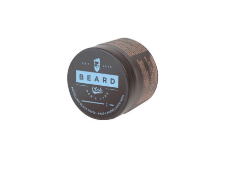 Modeling black pasta Beard Club 100 ml