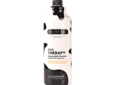 Milk therapy šampon 1000 ml, , morfose, milk therapy, morfose milk therapy