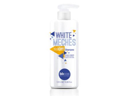 White Maches šampon protiv žutila