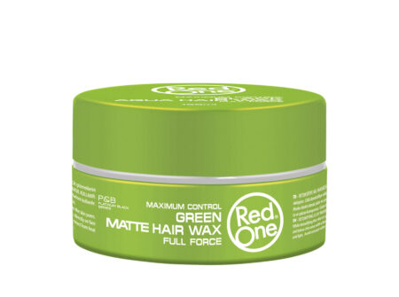 Vosak za kosu Red One zeleni 150 ml, red one, red one vosak, vosak za kosu, muški vosak za kosu