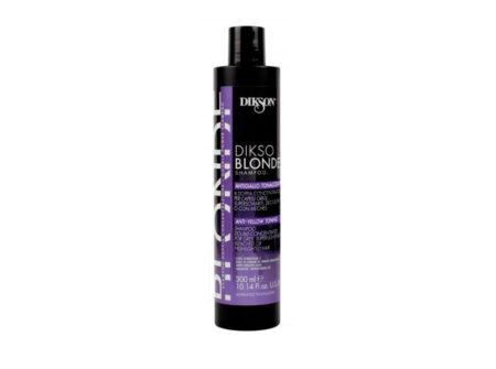 Dikso blonde silver šampon 1000 ml, silver šampon, šampon protiv žutila, bez parabaena, bez sls, bez sulfata, šampon silver, ljubičasti šampon, najbolji ljubičasti šampon, neutralizacija žutila