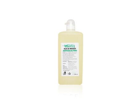 Anticelulitno ulje za masažu 500 ml