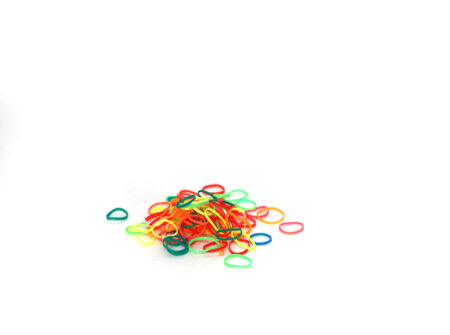 Mini gumice fluorescentne