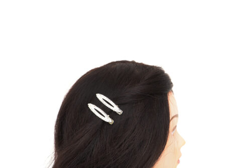 Špangica za kosu sa cirkonima