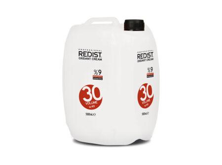 Redist aktivator u kremi 30vol 5000 ml, hidrogen 5l, redist, hidrogen veliko pakiranje