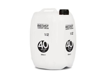 Redist aktivator u kremi 40vol 5000 ml, hidrogen 5l, redist, hidrogen veliko pakiranje