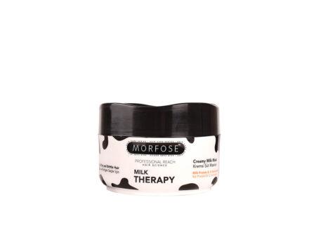 maska za kosu milk therapy, milk therapy, mliječni proteini, njeka kose, kako spasiti oštećenu kosu